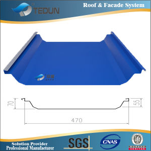 Clip Lock Roofing Sheet (TL61-470) pictures & photos