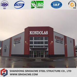 Commercial Steel Building for Retail Store/Shop pictures & photos