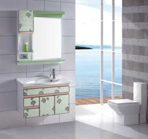 PVC Bathroom Cabinet (JTA-096)