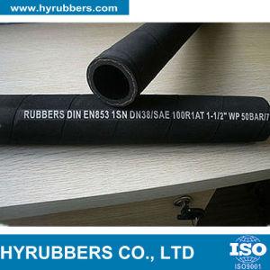 Rubber Flex Hose Hydraulic Rubber Hose SAE R1 pictures & photos