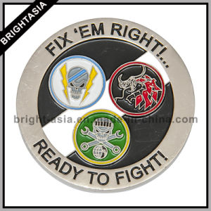Custom Ameican Challange Coin for Army (BYH-10807) pictures & photos