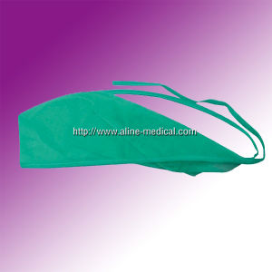 ISO13485 Doctor Cap for Female (MC106C) pictures & photos