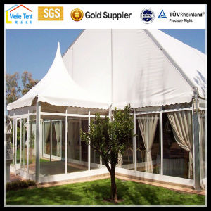 Gazebo Wedding Party Aluminum Frame White Wedding Custom Event Tent pictures & photos