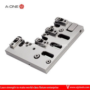 Wire EDM Tooling Manual Adjustable Wire-Cut Clamp pictures & photos