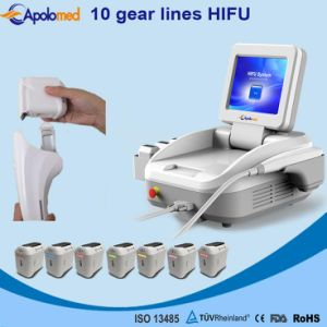 Hifu High Intensity Focused Ultrasound Skin Tightening Machine pictures & photos