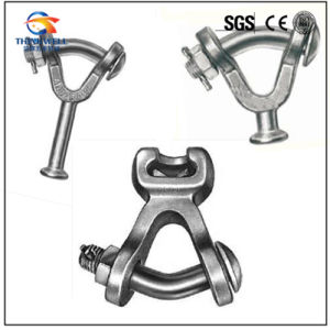 Galvanized Forging Steel Ball/Socket Y Clevis pictures & photos