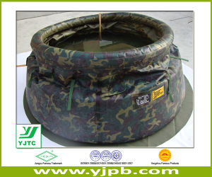 2000 Liter PVC Water Tank for Military Outdoor Training