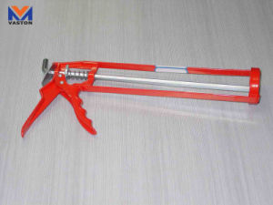 Skeleton Type Aluminium Trigger Caulking Gun pictures & photos
