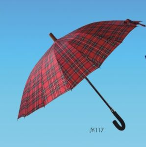 Auto Open LED Straight Umbrella (JY-103) pictures & photos