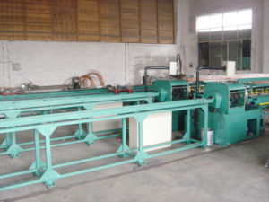 Heater Exchanger Fin Tube Machine