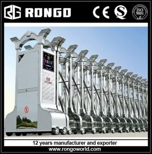 #201 and #304 Stainless Steel Barrier Fence Gate pictures & photos