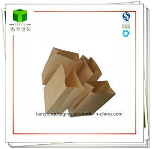 Hotsale Square Bottom Kraft Paper Bag pictures & photos