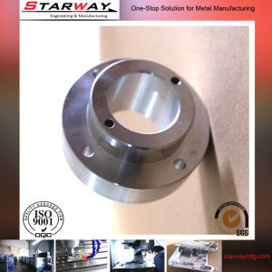 OEM Machine Part by Precision Machining CNC Steel pictures & photos
