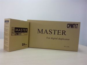 Gestetner/Ricoh Cpmt 17 B4 Master & Gestetner/Ricoh Master & Gestetner/Ricoh Copyprinter pictures & photos