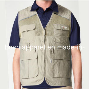 Multiduty Work Vest, Practical Vest in 2013 Ve001 pictures & photos