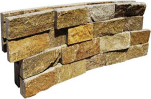Natural Rusty Slate Art Stone Cultured Stone for Wall /Villa pictures & photos