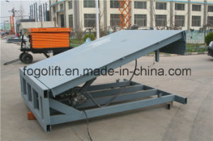 Electric Hydraulic Wharf Dock Ramp Aerial Platform pictures & photos