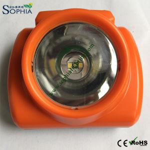 Waterproof IP68 Head Lamp, IP68 Miner Cap Lamp