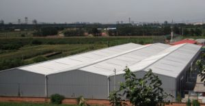 Pre Engineered Steel Structure Workshop with Reasonable Design pictures & photos