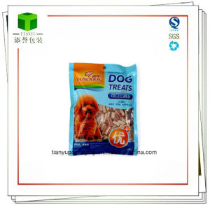 Pet Food Bag with Clear Window, Customized Sizes Are Welcome pictures & photos