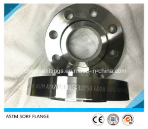 ASTM 600# A182 F53 Uns32750 Slip-on Sorf Flanges pictures & photos