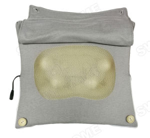 Electric Back Massage Cushion / 3D Swing Kneading Shiatsu Massage Pillow pictures & photos
