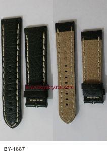 Hot Sale Fashion Dark Leather Watch Belt