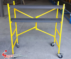 Steel Mini Foldable Scaffold Set with CE pictures & photos
