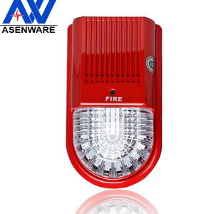 Asenware Wholesale Red Fire Alarm Siren Strobe Lights pictures & photos