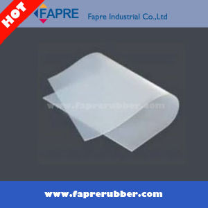 Transparent Silicone Rubber Sheet/Industrial Rubber Sheet in Roll pictures & photos
