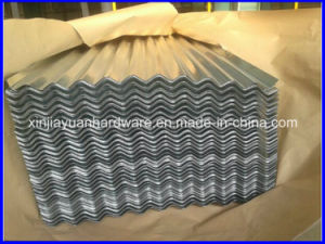 Hot Dipped Galvanized Corrugated Roofing Sheet/Corrugated Roofing Sheet pictures & photos