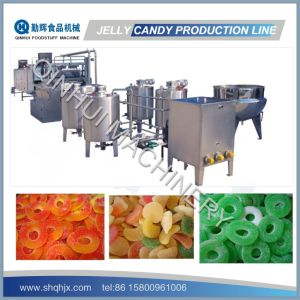 Newly Designed Depositing Type Jelly Candy Making Plant pictures & photos