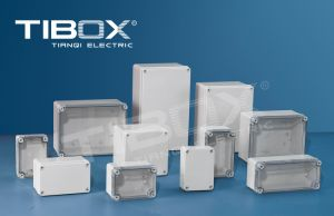 Plastic Box-Switch Box (Screw Type) pictures & photos