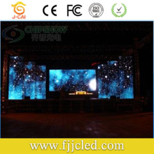 Indoor P4 Hotel Commercial LED Display with Full Color pictures & photos