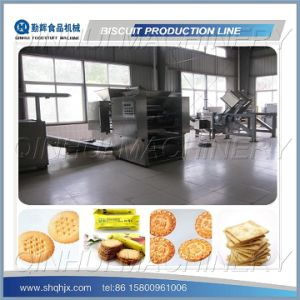 Complete Full Automatic Hard Biscuit Lines pictures & photos