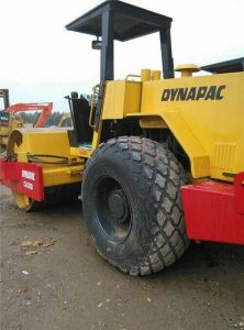 Used Dynapac Ca30d Wheel Road Roller