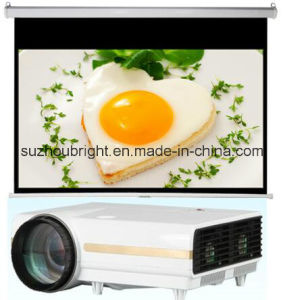 84 Inch 100 Inch 120 Inch 150 Inch Projection Screen