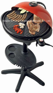 Electric Indoor/Outdoor Grill, Stand Barbecue Grill for Household Use pictures & photos