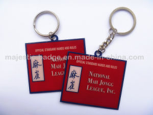 Nickel Plating Customized Key Chain pictures & photos