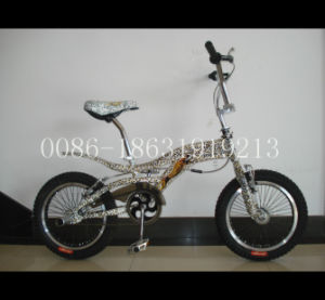 "16"" Leopard Print Frame Bike Free Style Bicycle (HC-FS-1690) pictures & photos"