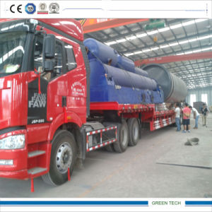 15ton Plastic to Diesel Recycling Plant High Oil Output pictures & photos