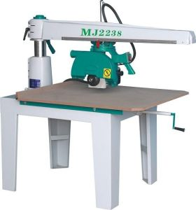 Hand Operated Saw Radial Drilling Machine Radial Cutting Machine pictures & photos