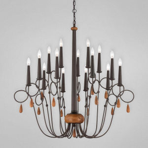 Modern Fashion European Iron Original Italy Simple Chandelier