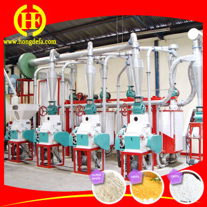 Corn Flour Mill Machine Quality Flour Mill (30 50) pictures & photos
