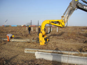 Vibro Pile Hammer (RP300)