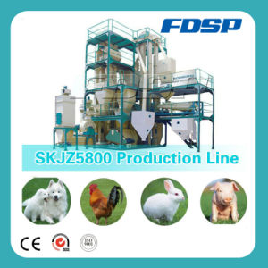Duck Rabbit Pellet Feed Production Plant for Sale pictures & photos