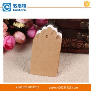 Cheap Custom Paper Kraft Hang Tag for Jean pictures & photos