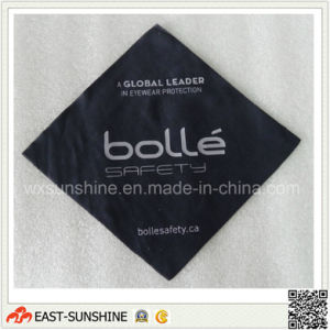 Black Brushed Cleaning Cloth (DH-MC0407) pictures & photos