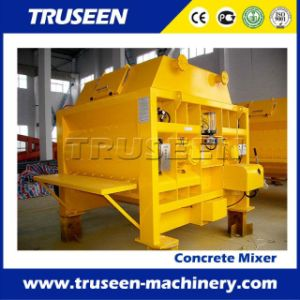 JS3000 Twin Shaft Construction Concrete Mixer, Electric Mixer Machine pictures & photos