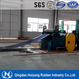 Nn200 Swr Solid Woven Fire Resistant Rubber Conveyor Belt pictures & photos